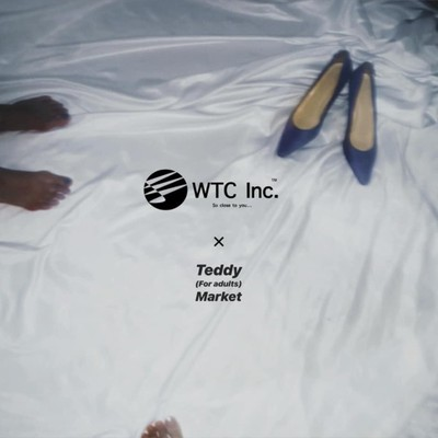 WTC inc.作業用ロンT × Teddy(ForAdults)Market