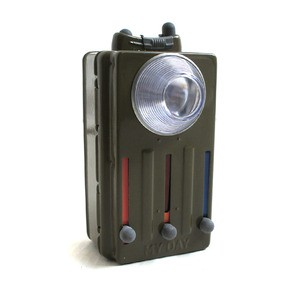 人とは違う、こんな携帯ライトはいかがでしょう?