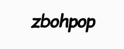 ファッションブランドzbohpop商品紹介!