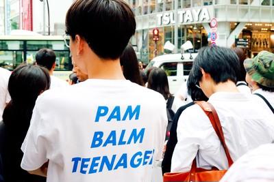 東京発ストリートブランド「Pam Balm Teenager」、2019A/Wテーマ決定記念セール