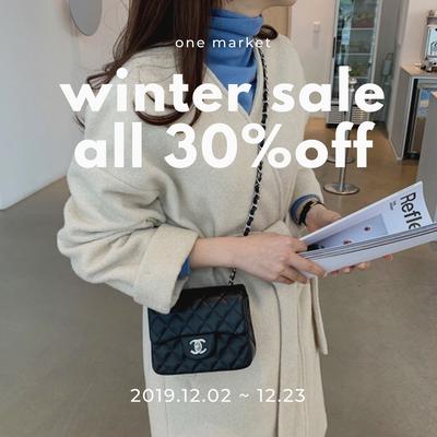 【 winter sale all30%off 】開催中!大人気イヤーカフ