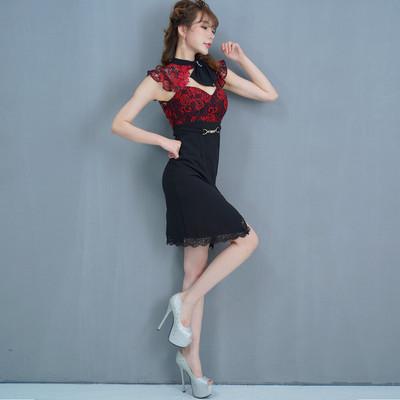 【新作*キャバドレス】可愛いだけじゃない、できる女感を出すドレス。