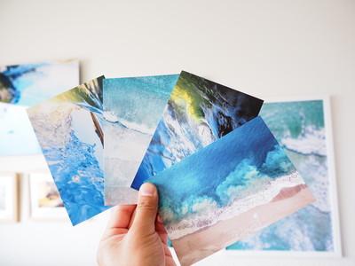 限定販売!Royal Blue Galleryからポストカードセットが登場です。