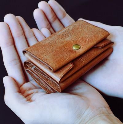 ミニマムでシンプルな優れもの財布