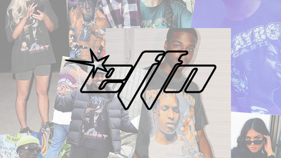"""『""""Effn Clothing"""" Vintage Rap Tee Collection』"""