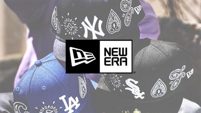 "『""NEW ERA"" US Exclusive Paisley Elements』"