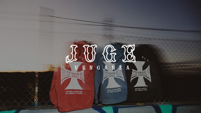 """『""""JUGE"""" The 2nd Look Book』"""