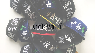 """『""""Exile World"""" Custom New Era Fitted Collection』"""