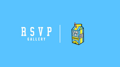 『RSVP GALLERY × Lyrical Lemonade』