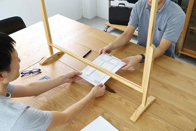 ウイルス対策に活用できる家具