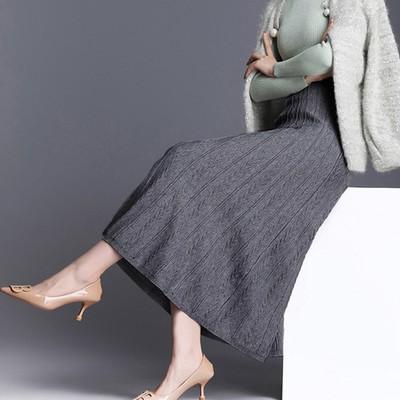 美しい装いに憧れます。Aラインスカートで上品コーデ☆