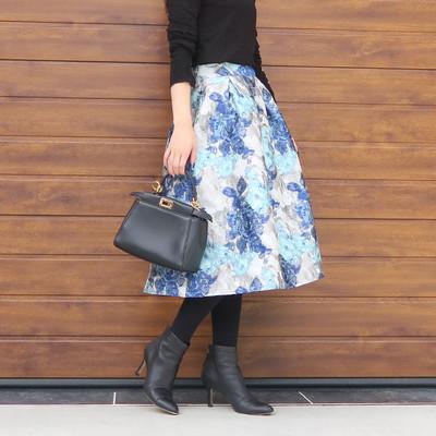 この秋挑戦したい!1枚で主役になる事間違いなしの綺麗めスカート♡