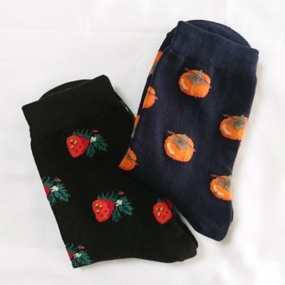 旬の果物をファッションにも!