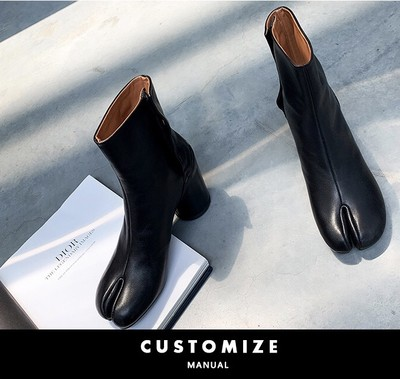最高品質がこの価格でいいの?!  セカンドシューズに欲しい足袋ブーツ。