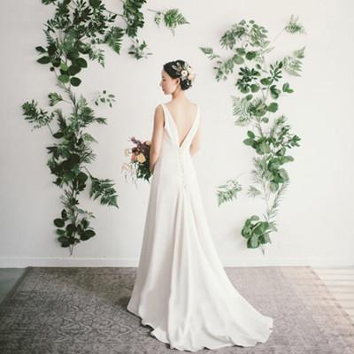 【eanda wedding】ドレスはリーズナブルに抑える時代:)