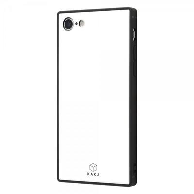 iPhone8 / iPhone7 スクエア型 ガラスケース