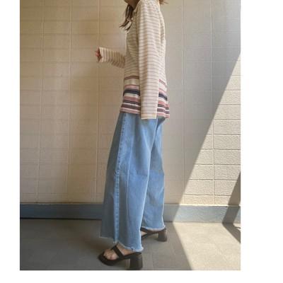 Lee wide pants ❣