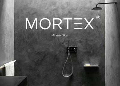 雑誌やテレビに取り上げられた、意匠性の高さが魅力の 「MORTEX (モールテックス)」