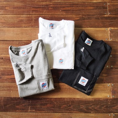 【DARGO / Working Pocket Long T-shirt】
