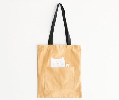 徹底レビュー! 台湾ブランド「小日子/シャオリーズ」猫ポケットトートバッグ