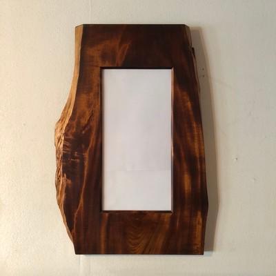 """◆新商品◆次にほしい鏡は世界で一つの""""森の鏡""""~森から覗く笑顔で特別な一日の始まり~"""