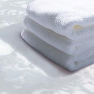 【おうちにいながらリゾート気分を味わう 'sea seriesタオル'】高級ホテル仕様のようなタオル