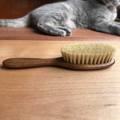 ★猫の抜け毛に★REDECKER レデッカー高級猫ブラシ&お手入れ用リムーバーセット