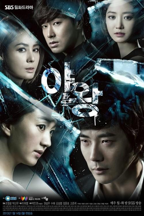 韓国ドラマ【野王】DVD版 全24話