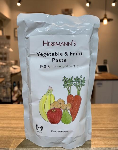 HERRMAN'S ヘルマン 野菜&フルーツ・ペースト