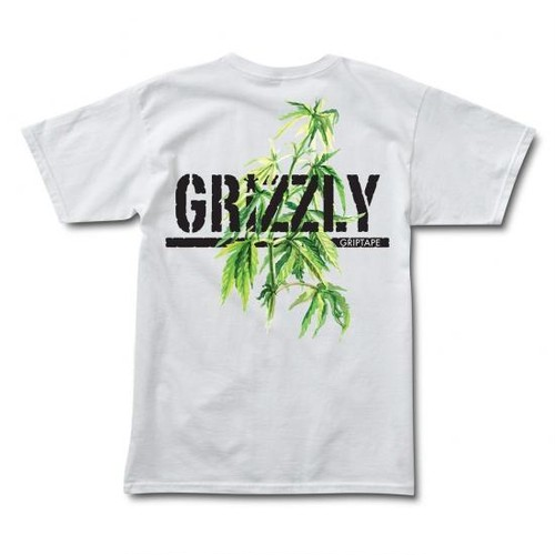 plant life tee grizzly グリズリー TEE