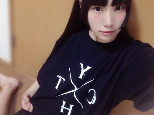 ゆくえしれずつれづれ YTHCバッテンTシャツ