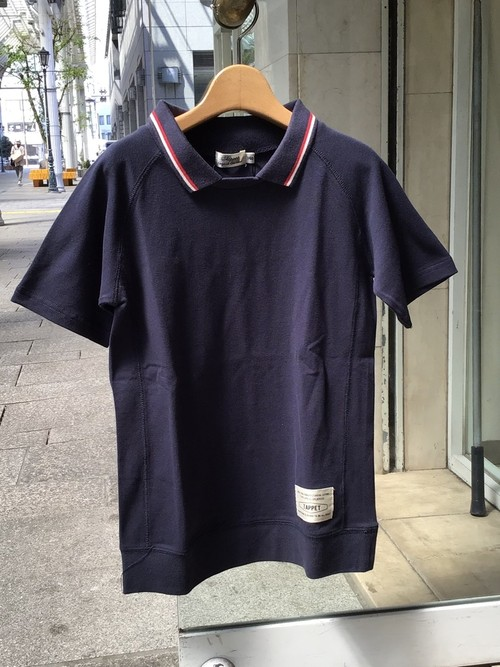 TAPPET ポロシャツ NAVY
