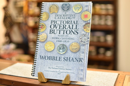 Pictorial Overall Buttons 2017