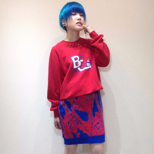SWEAT ONEPIECE◆BC