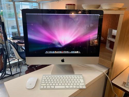 Apple imac A1311 mid2011 21.5インチディスプレイ