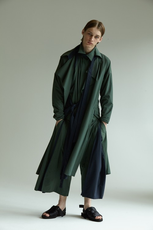 18SS CO-05_DRESS COAT