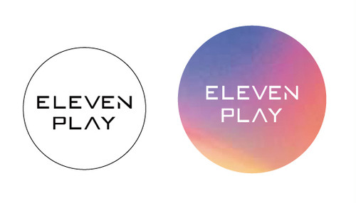 ELEVENPLAY 缶バッチ 2個セット ※2セット以下