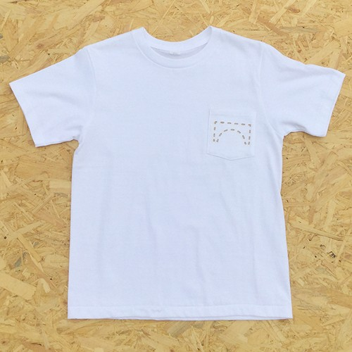 pons T-shirt ホワイト