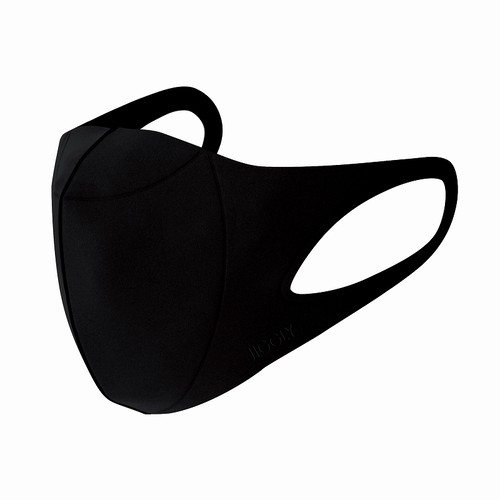 Ultra Puff Mask JIGGLY Black