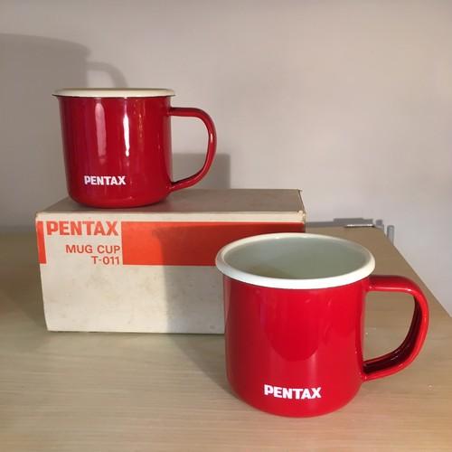 PENTAX ノベルティマグ 販促