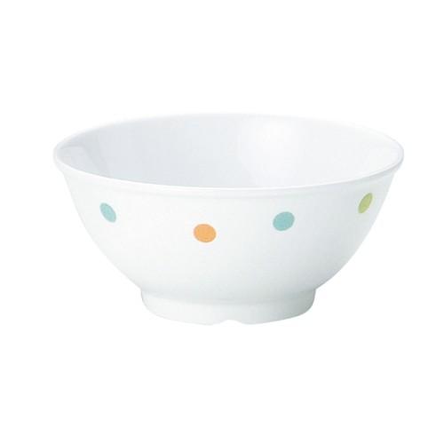 【1001-1080】強化磁器 10.5cm こども茶碗 ぴこ