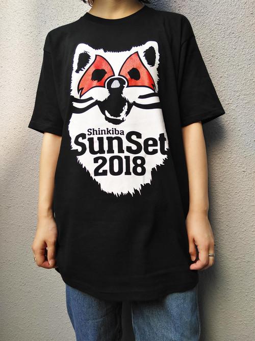 メタル犬Tシャツ '18 [ブラック]