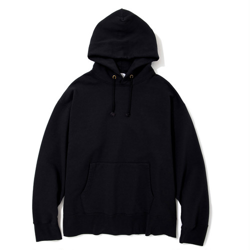 "Just Right ""TD P/O Hoodie"" Charcoal"