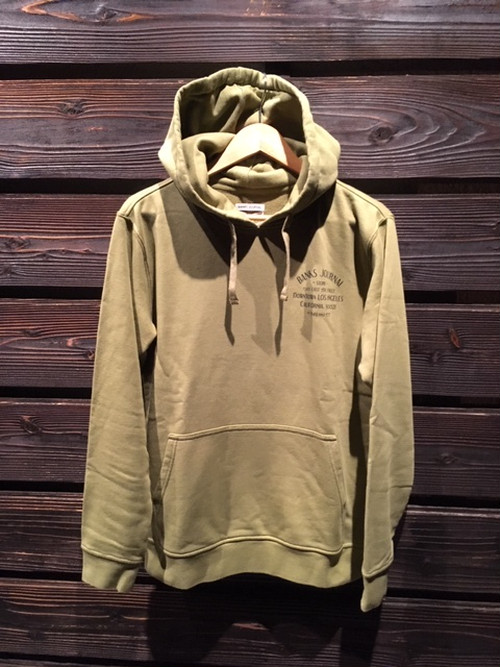 Banks Journal  DOWNTOWN FLEECE  AFL0265  CEDAR Mサイズ