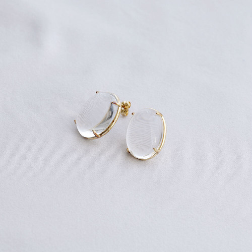 Sap/Ear - S <Gold> (pair)