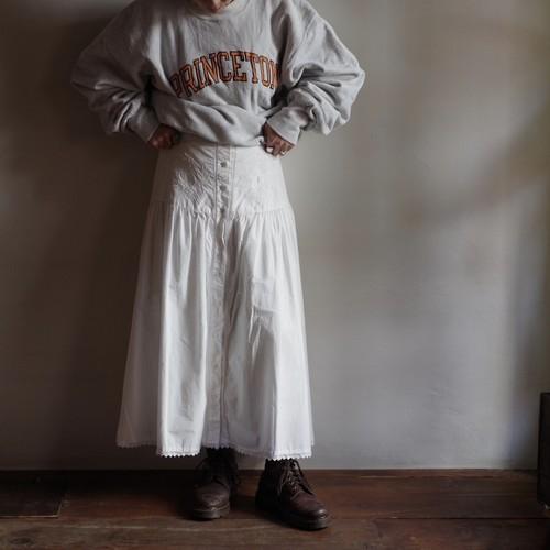 Cotton Skirt / コットン スカート