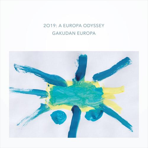 CD Album『2019: A EUROPA ODYSSEY ー2019年エウロパの旅ー』