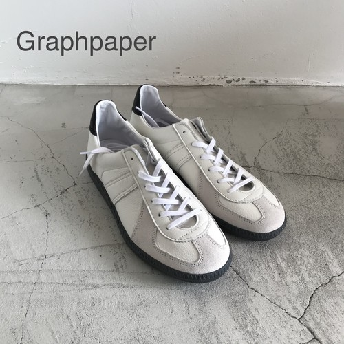 graphpaper/グラフペーパー・REPRODUCTION OF FOUND for Graphpaper German Military Trainer