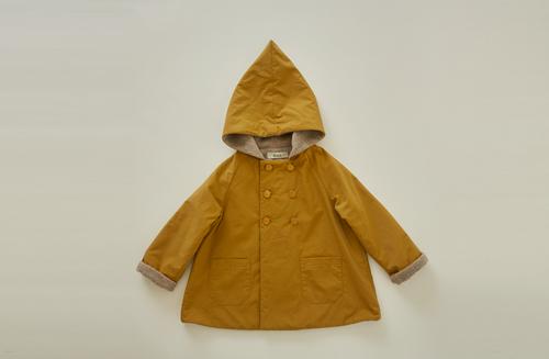 eLfinFolk(エルフィンフォルク)/elf coat/Camel(キャメル)/(90/100)