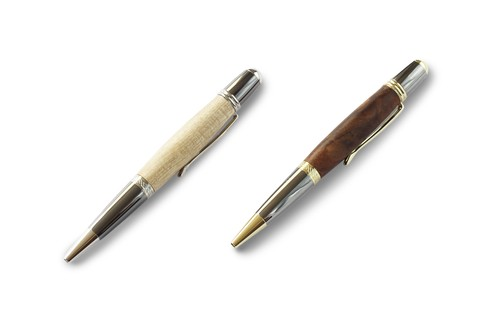ペン金具キット「シエラ」ツイスト式ボールペン